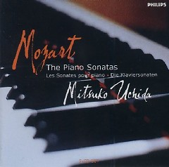 Mozart All Piano Sonatas CD 5