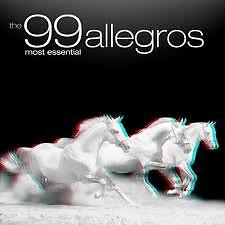 99 Most Essential Allegros CD 2 No. 1
