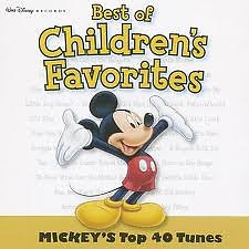 Mickey's Top 40 CD 3