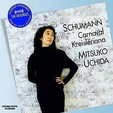 Schumann - Kreisleriana & Carnava CD 1