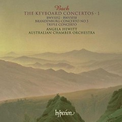 Bach - The Keyboard Concertos CD 2