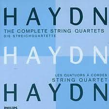Haydn - Complete String Quartets CD 1