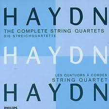 Haydn - Complete String Quartets CD 3 - Angeles String Quartet