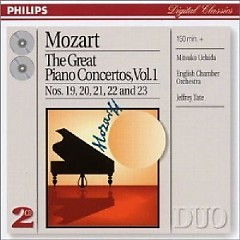 Mozart - The Great Piano Concertos Vol. 1 CD 2