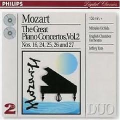 Mozart - The Great Piano Concertos Vol. 2 CD 1