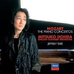 Mozart - Piano Concertos CD 5 - Jeffrey Tate,Mitsuko Uchida,English Chamber Orchestra