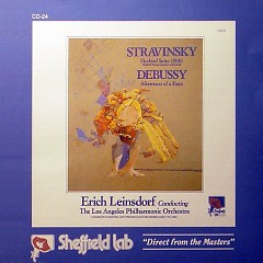 Stravinsky - The Firebird Suite (1910), Debussy - Afternoon Of A Faun
