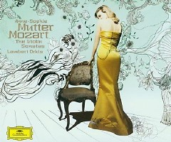 Mozart - The Violin Sonatas CD 2