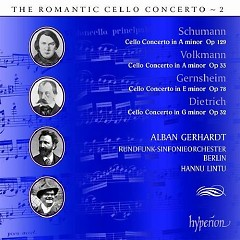 The Romantic Cello Concerto Vol 2 - Alban Gerhardt,Rundfunk-Sinfonieorchester Berlin