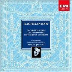 Rachmaninov 3 Symphonies & 4 PianoConcertos CD 2 - Mariss Jansons,Petersburg Philharmonic Orchestra
