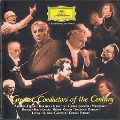 Greatest Conductors Of The Century CD 1 No. 1