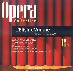 L'elisir D'amore CD 1