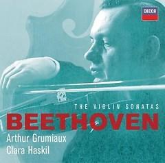 Beethoven Violin Sonatas CD 2 - Clara Haskil,Arthur Grumiaux