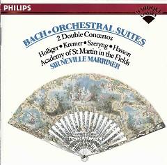 Orchestral Suites CD 1