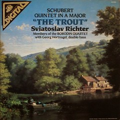 Schubert Piano Quintet - The Trout