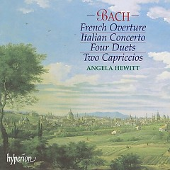 Bach - Italian Concerto & French Overture CD 1