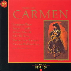 RCA Best 100 CD 58 Bizet Carmen (Highlights)