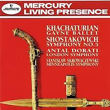 The Collector's Edition CD18 Skrowaczewski Shostakovich - Symphony 5