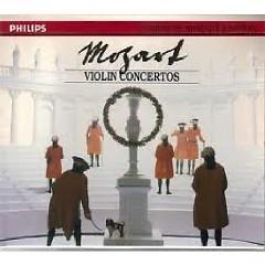 Complete Mozart Edition Vol 4 - Violin Concertos CD 1