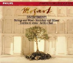 Complete Mozart Edition Vol 6 -  Divertimenti, Asmf Chamber