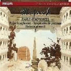 Complete Mozart Edition Vol 7 -  Early Symphonies, Marriner