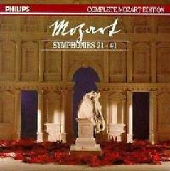 Complete Mozart Edition Vol 10 - Symphonies Nos. 21 - 41