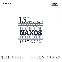 Naxos 15th Anniversary