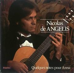 Quelques Notes Pour Anna  - Nicolas de Angelis