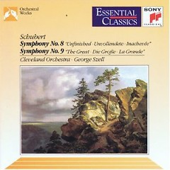 Schubert Symphonies no.8 Unfinished & 9 The Great