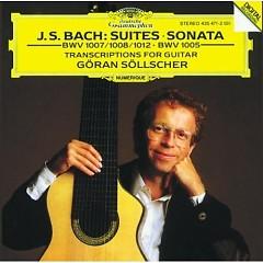 J.S.Bach Suites Sonatas
