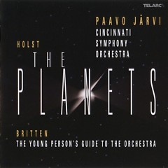 Holst - The Planets & Britten - The Young Person's Guide To The Orchestra CD 2