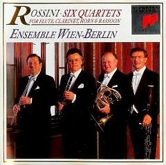 Rossini - Six quartets