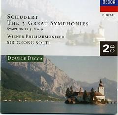 Schubert Symphonies No. 5 & 8 & 9 CD 1