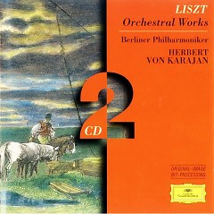 Liszt - Orchestral Works CD 1