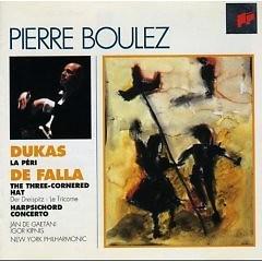 Manuel De Falla - Sombrero De Tres Picos; Paul Dukas - La Peri