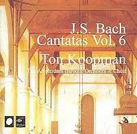 Bach - Complete Cantatas, Vol. 6 CD 1 No. 1
