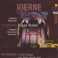 Louis Vierne - Complete Organ Works CD 4