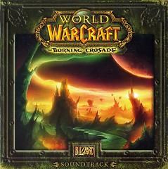 World Of Warcraft - The Burning Crusade CD 1