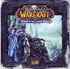 World Of Warcraft - Wrath Of The Lich King CD 1