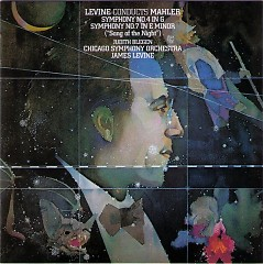 Mahler - Symphony Nos 4 CD 1