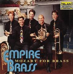 Mozart For Brass  - Empire Brass