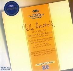 Bartók - Concerto For Orchestra, Musik Fur Saiteninstrumente, Schlagzeug Und Celesta  - Ferenc Fricsay,RIAS Symphony Orchestra