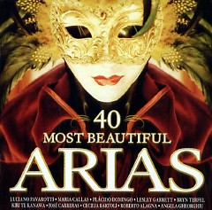 40 Most Beautiful Arias CD 2