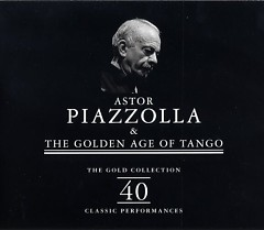 The Golden Age Of Tango CD 2 - Ástor Piazzolla