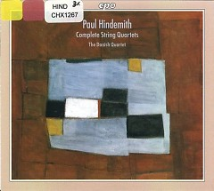 Hindemith - Complete String Quartets CD 2