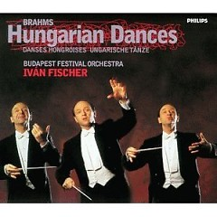 Brahms - Hungarian Dances CD 2 - Ivan Fischer,Budapest Symphony Orchestra