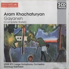 Khatchaturian Gayaneh Complete ballet CD 2 No. 2  - Djansug Kakhidze,USSR RTV Symphony Orchestra
