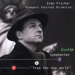 Dvorak - Symphonies 8 & 9