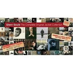 Glenn Gould: The Complete Original Jacket Collection CD 12