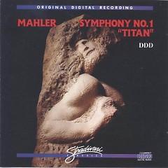 Mahler Symphony No. 1 Titan - Anton Nanut,Ljubljana Radio Symphony Orchestra